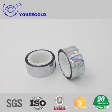 cinta de conducto de aire acondicionado de CE y estándar ISO9001