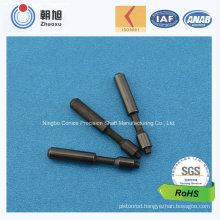 ISO Factory Custom Made ISO Standard Dual Diameter Shaft