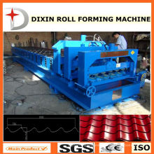 Dx 2014 New Machine Glazed Roofing Tile Roll Forming Machine