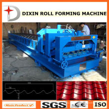 Dx 2014 Профилегибочная машина для производства новой глазурованной черепицы