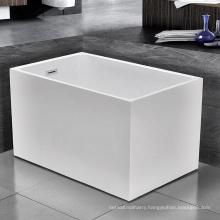 Aokeliya pure acrylic luxury whirlpool bath tub freestanding soaking bathtub