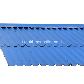 Iron Crown Anti-korrosion Brandbeständig MgO Roofing Sheets
