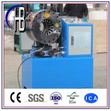 """P20 P32 Ce alta presión 1/4 """"a 2"""" manguera hidráulica máquina que prensa con el mejor precio!"""