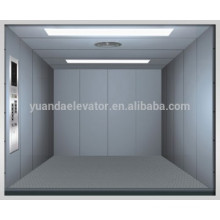 High quality traction cargo elevator