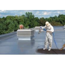 A poliuréia de pulverização para qualquer tempo SPUA-90 AB corta a pista de atletismo atlética do revestimento de superfície dos esportes