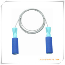 Werbegeschenke der Fabrik Hohe Qualität PVC Springseil (OS07023)