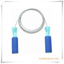 Regalos de promoción de la fábrica de PVC de alta calidad Jump Rope (OS07023)