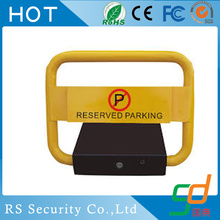 Waterproof Automatic Remote Control Car Parking Lock