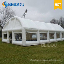 Factory OEM Party Events Large Tents Inflatable Transparent Bubble Camping Wedding Tent