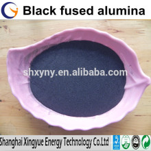 High purity black aluminium oxide price 99.5% aluminium oxide powder