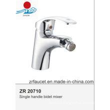 Contemporary Single Handle Bidet Faucet