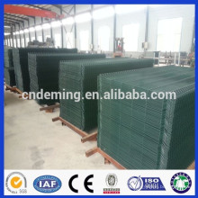 PVC/PE Coated Welded Iron Wire Mesh Fence                                                                         Quality Choice
