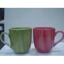 Tasse de peinture en céramique (CZJM-A-020)