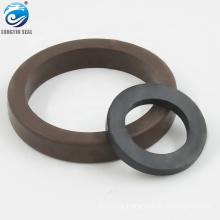 High Precision Rubber Washer Oil Resistant FKM Seal Rubber Washer
