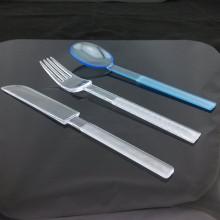 Cuchara de la cuchara de PP / PS y unidad de la fork