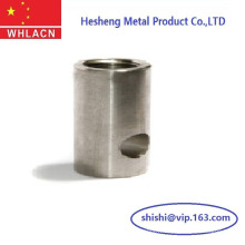 Embout en acier inoxydable préfabriqué en acier inoxydable