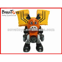 GOOD SELLING BATTERY OPERATED ROBOT KIT, HUMANOID ROBOT
