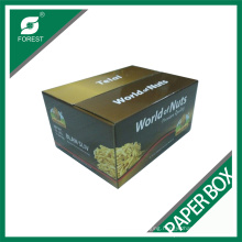 Customized Color Printing Nut Corrugated Paper Box