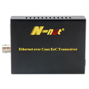 Fast Ethernet sobre red coaxial