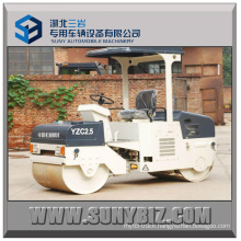 3 Ton Light Tandem Vibratory Roller Yzc3