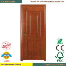 Cherry Wood Door Frame Wood Door Decoration Wood Door