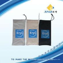 Saco de bolsa de jóias com logotipo impresso