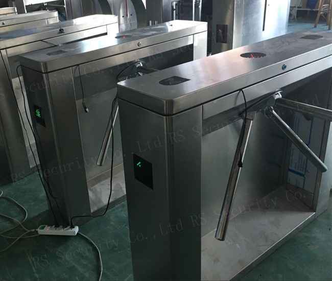 Tripod Turnstile Design