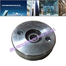 Schindler Lift Lift Pièces de rechange Guide de traction Roue à rouleaux 100X30X6204 ID.NR.504291