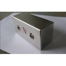 N40sh Strong Block Magnet Permanent NdFeB