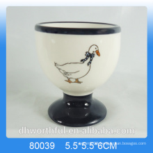 HIgh Quality Cheap Animal decal Egg Cup
