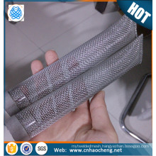 """China supplier 6"""" 300 micron food grade stainless steel bazooka tube screen/homebrew filter"""