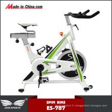 Vélo de spinning conduit par courroie de remise en forme d'intérieur de forme physique à vendre