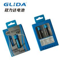 USB AAA Battery 1.5V rechargeable AA battery 1200mah