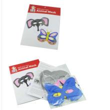niños diy eva máscara, regalo y artesanía, niños hechos a mano mask.make su propia máscara