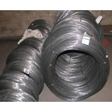 Alambre de acero galvanizado Duro Duro