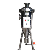 Hydrocyclone Sand Separators with Ss304 Filter Housing