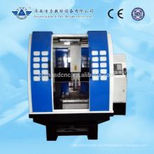 Jinan Jiahe nova máquina de trituração do cnc para metal JK - 6060M com tampa grande