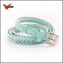 2014 New Design Durable braided elastic belt