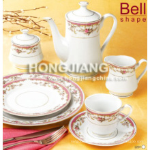 Набор чая фарфора 24PCS (2291 #)