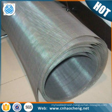 75 100 150 micron fine 310s stainless steel filter wire mesh screen for chemical industry