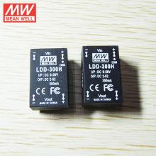 Колодца постоянного тока постоянный ток светодиодный драйвер 9-56ВDC вход 300ма 2-52В выход CE и FCC ЛДД-300Х