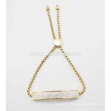 Pendentifs en cristal véritable en or 18k plaqué or