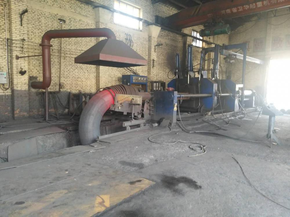Manufacturing Of Elbow