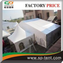Nouvelle arrivée fabricant de tentes à double peau en Chine avec entrée Canopy