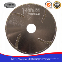Od125mm Electroplated Diamond Saw Blade for Wall Cutting