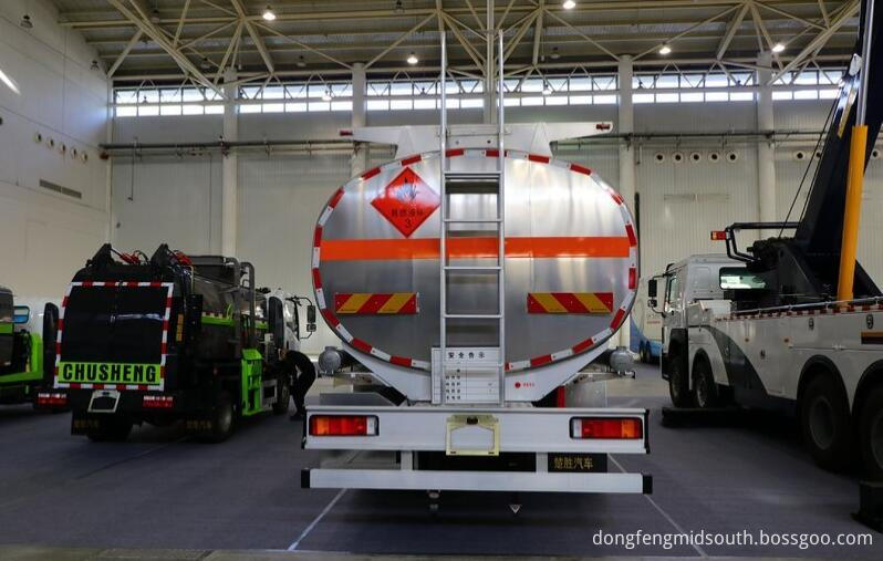 Fuel Tanker Truck 06
