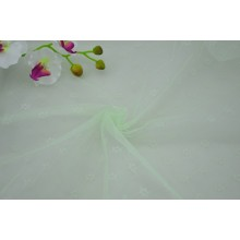100% Polyester Diamant Jacquard Moskitonetz Stoff