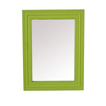 Cuadros cosméticos plásticos del espejo cosmético para el regalo