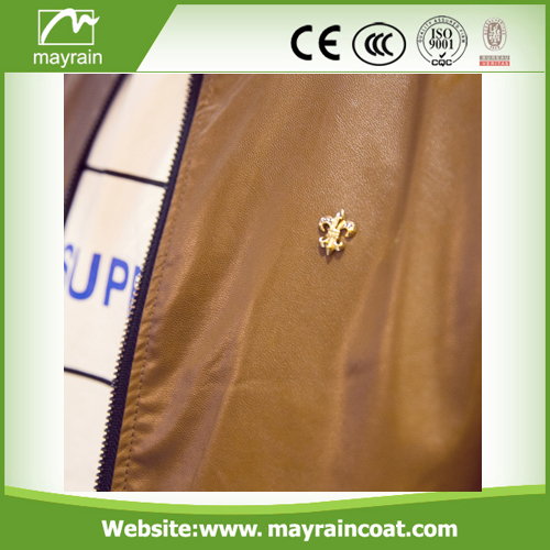 Motorcycle PU Jacket