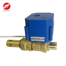 CWX-15q motorized ball electric directional control valve